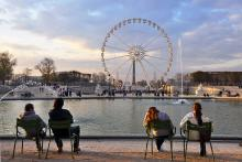 Jardin des Tuileries By Moonik via Wikimedia Commons