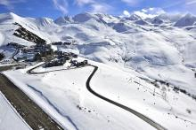 Peyragudes By Peyragudes CC BY-SA 4.0 via Wikimedia Commons