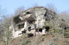 Les grottes de Lamouroux