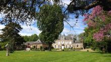 Le chateau de La Montchevalleraie