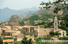 Le village de Piana