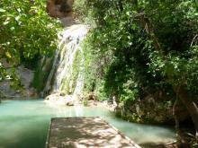 Le Vallon et la Cascade des Carmes © http://www.barjols.fr/