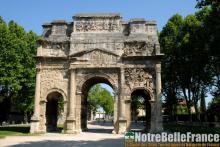 Arc de Triomphe d'Orange