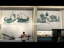 Le musée de l'Arles Antique en vidéo