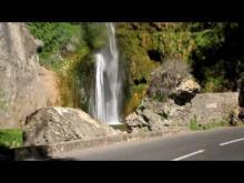 Vidéo de la cascade de Courmes