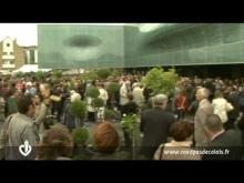 Cité internationale de la dentelle et de la mode en vidéo