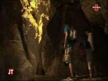 Vidéo sur les Grottes des Echelles à Saint-Christophe-la-Grotte