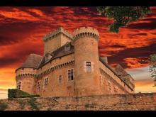 Castelnau Bretenoux en vidéo