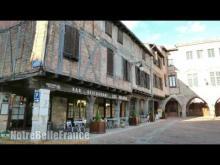Castelnau-de-Montmiral en Vidéo