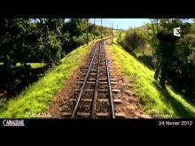 Petit train de la Rhune en Vidéo