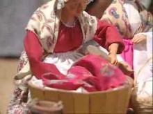 Le village miniature provençal en vidéo