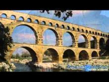 Vidéo du Pont du Gard