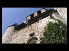 Tour César (Provins) en vidéo