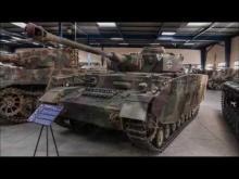 Musée des blindés en vidéo