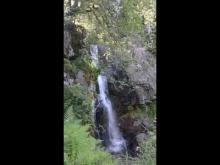 La Cascade des Vergnes en Vidéo