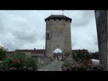 Vieux Pont d'Orthez en Vidéo
