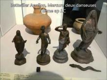 Musée Archéologique de Strasbourg en vidéo
