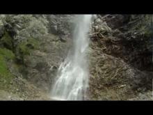 Vidéo Cascade Saint Benoit