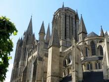 Cathédrale de Coutances en vidéo