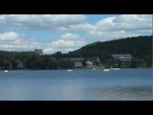 Le Lac Chambon en vidéo