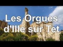 Vidéo des Orgues d'Ille sur Têt