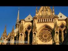 La Cathédrale Notre-Dame de Reims en Vidéo