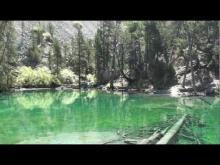 Vidéo du lac Vert (Lago Verde)