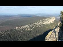 Vidéo le pic Saint-Loup