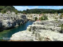 Vidéo des Cascades du Sautadet