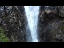La Cascade et gouffre d'enfer