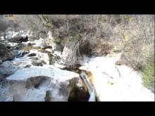 Vidéo des Grandes marmites et des Cascades du Saut du Loup