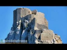 Château de Quéribus en Vidéo