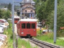 Le Train du Montenvers - Mer de Glace en Vidéo