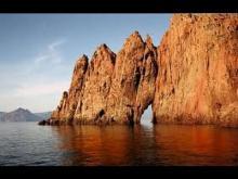 Vidéo de la réserve naturelle de Scandola et du Golfe de Girolata