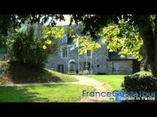 Donjon de Sainte-Suzanne en vidéo