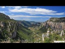 Vidéo des Gorges du Tarn et les Gorges de la Jonte
