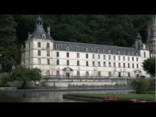 La ville de Brantôme en vidéo