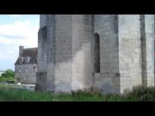 Donjon de Pons en vidéo