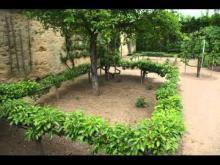 Château d'Ainay-le-Vieil en vidéo