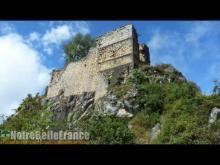 Château de Roquefixade en vidéo