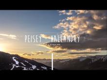 Peisey Vallandry en vidéo