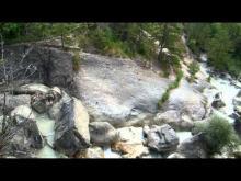 Vidéo du Saut du Claps (Saut de la Drôme)