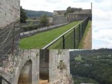 La Citadelle de Besançon ( Doubs )