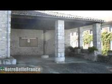 la cité médiévale de Saint Bertrand de Comminges  en Vidéo