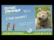 Parc zoologique de Fort-Mardyck Dunkerque Grand Littoral en vidéo