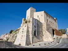 Musée Picasso d'Antibes en vidéo