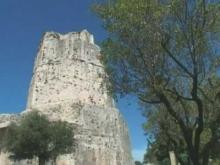 Tour Magne à Nîmes en vidéo