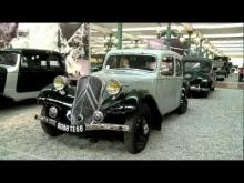 Cité de l'automobile, collection Schlumpf  en vidéo