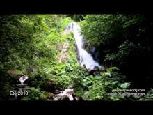 La cascade de Voissières en Vidéo