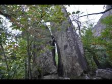 Vidéo des Grès d'Annot